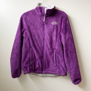 THE NORTH FACE Fuzzy Osito Jacket, Size Small
